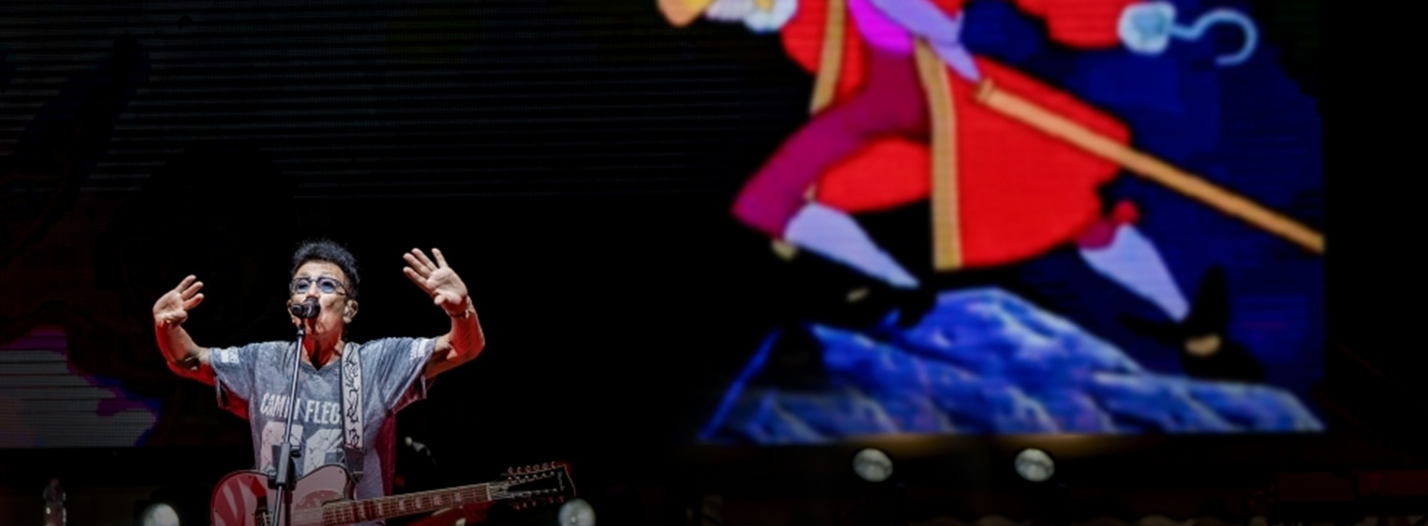 Barletta: Edoardo Bennato in concerto