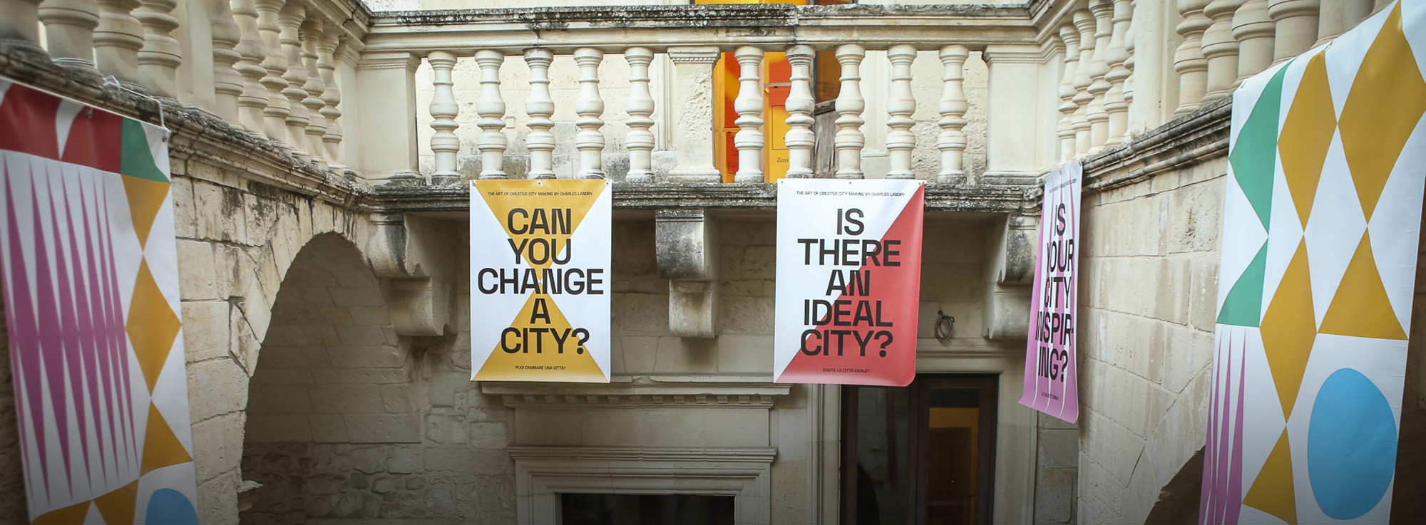 Lecce: The art of creative city making by Charles Landry