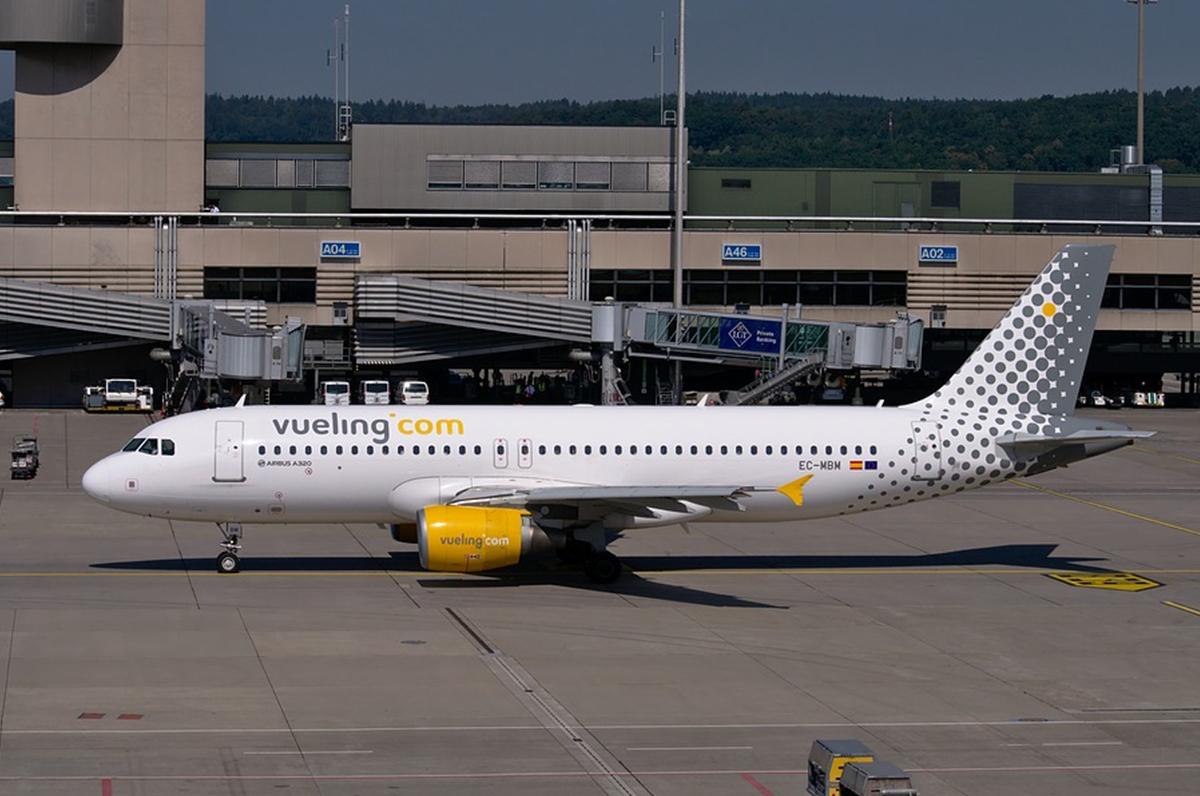 Bari-Parigi volo con Vueling
